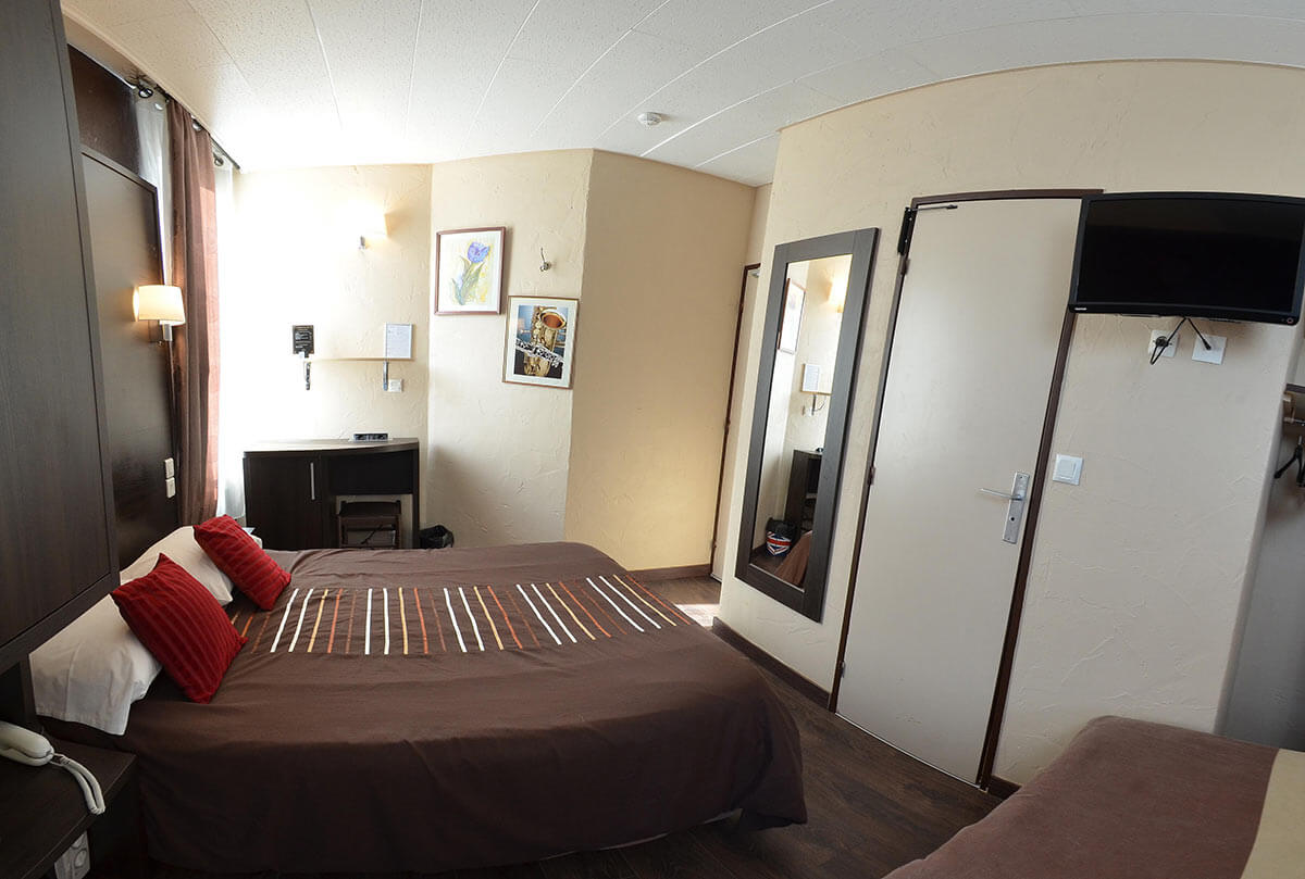 Hotel Parc Even | Triple room